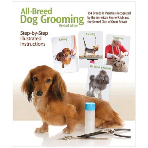 All-Breed Dog Grooming (160) N/A 9780866229258 Front Cover