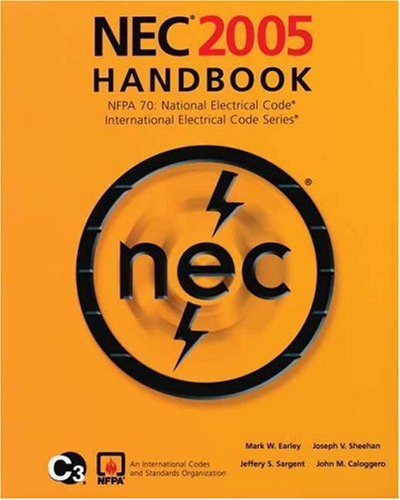 National Electrical Code 2005 Handbook   2005 9780877656258 Front Cover