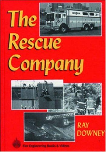 Rescue Company   1992 edition cover