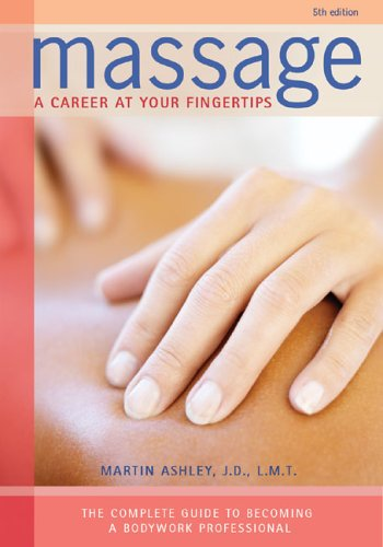 Massage A Career at Your Fingertips 5th 2006 edition cover