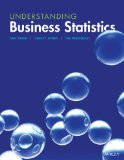 Understanding Business Statistics   2014 edition cover