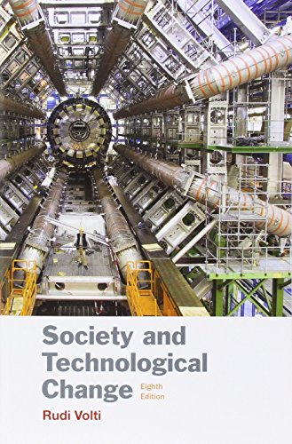 Society and Technological Change  8th 2017 9781319058258 Front Cover