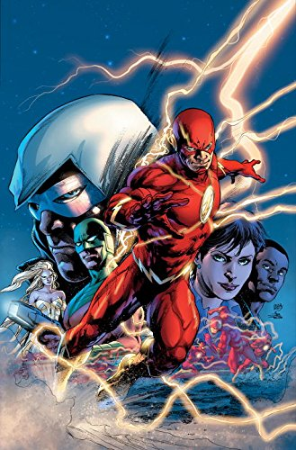 Flash Vol. 9: Full Stop   2016 9781401269258 Front Cover