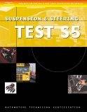 Suspension and Steering - Test S5   2004 9781401818258 Front Cover