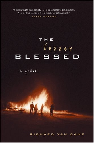 Lesser Blessed   2004 edition cover