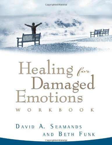 Healing for Damaged Emotions  N/A edition cover