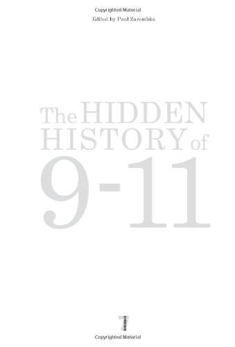 Hidden History of 9/11   2008 edition cover