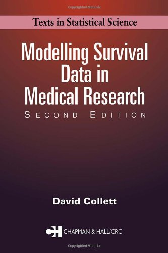 Modelling Survival Data in Medical Research  2nd 2003 (Revised) edition cover