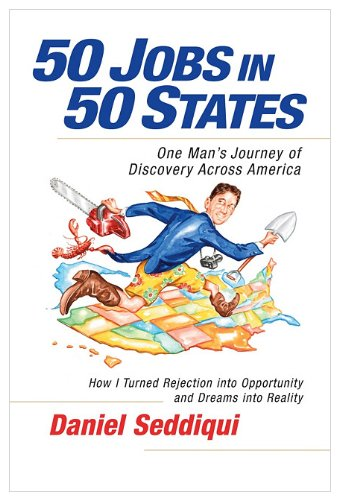 50 Jobs in 50 States One Man's Journey of Discovery Across America  2011 edition cover
