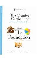 Creative Curriculum for Infants, Toddlers and Twos  2nd 2010 edition cover