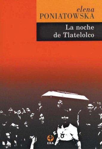 Noche de Tlatelolco 2nd 1998 edition cover