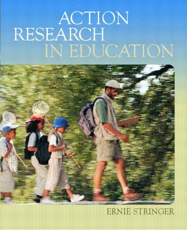 Action Research in Education   2004 9780130974259 Front Cover