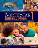 NorthStar Listening and Speaking 1 with MyEnglishLab  4th 2015 edition cover