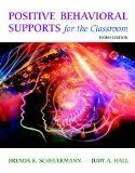 Positive Behavioral Supports for the Classroom + Enhanced Pearson Etext Access Card:   2015 edition cover