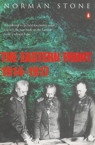 Eastern Front, 1914-1917  2nd 1998 edition cover