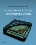 Lab Explorations to Accompany Microelectronic Circuits:   2014 edition cover