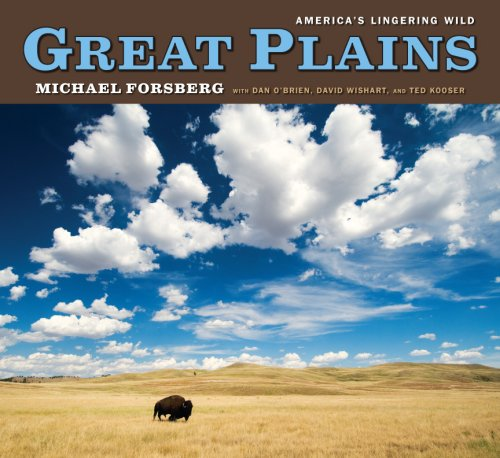 Great Plains America's Lingering Wild  2009 edition cover