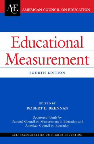 Educational Measurement  4th 2006 (Revised) edition cover