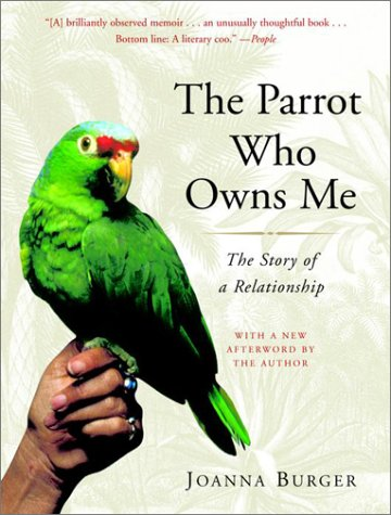 Parrot Who Owns Me The Story of a Relationship  2002 edition cover