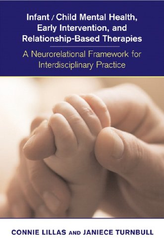Infant/Child Mental Health, Early Intervention, and Relationship-Based Therapies A Neurorelational Framework for Interdisciplinary Practice  2008 edition cover