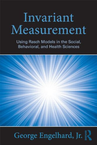 Invariant Measurement   2013 edition cover