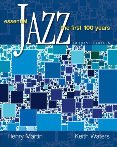 Essential Jazz The First 100 Years 2nd 2009 edition cover