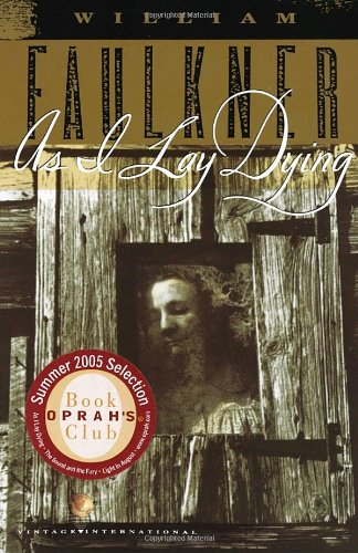 As I Lay Dying   1985 9780679732259 Front Cover