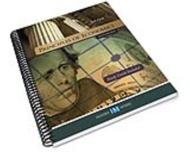 Principles of Economics 6th 9780738075259 Front Cover