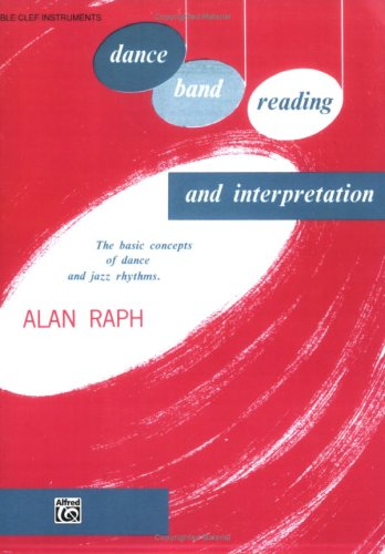 Dance Band Reading and Interpretation   2002 9780757926259 Front Cover
