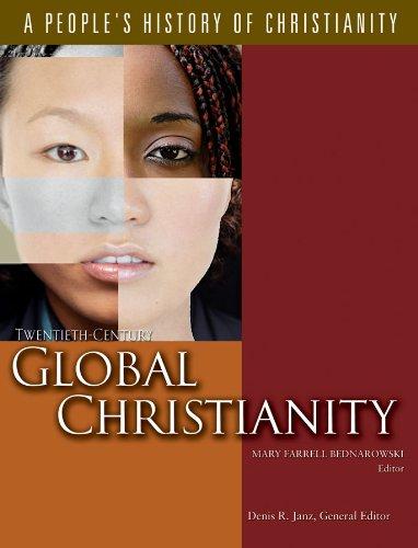 Twentieth-Century Global Christianity  N/A edition cover