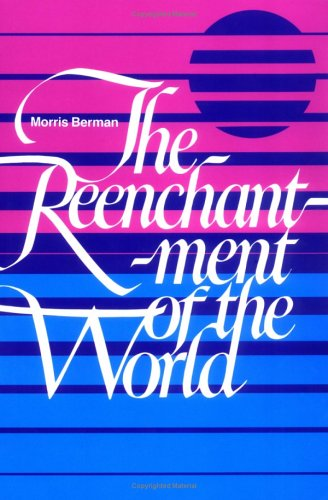 Reenchantment of the World  N/A edition cover