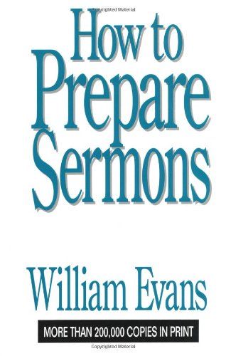 How to Prepare Sermons  N/A edition cover
