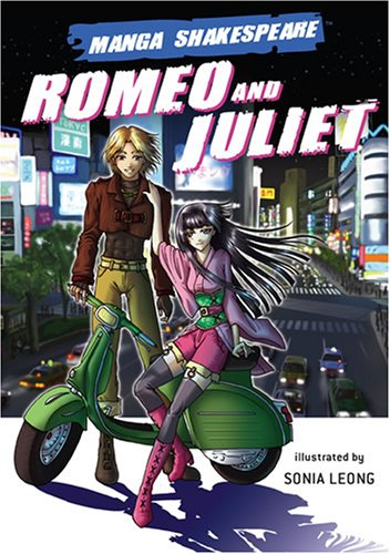 Romeo and Juliet   2007 edition cover