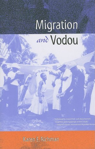 Migration and Vodou   2008 edition cover