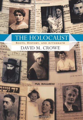 Holocaust Roots, History, and Aftermath  2008 edition cover