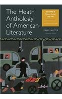 Heath Anthology of American Literature Volume D 7th 2014 edition cover