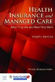 Health Insurance and Managed Care  4th 2016 edition cover