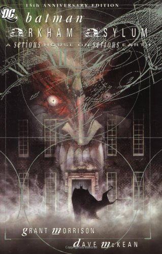 Arkham Asylum  15th 2004 (Revised) 9781401204259 Front Cover