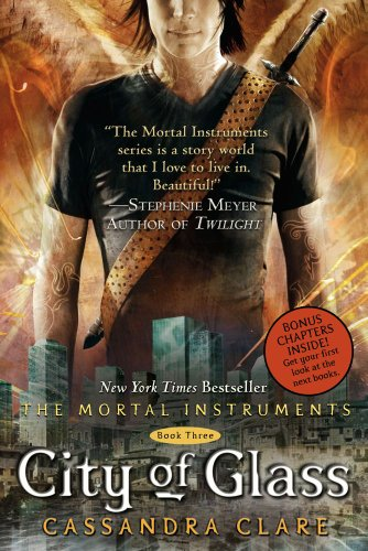 City of Glass  N/A edition cover