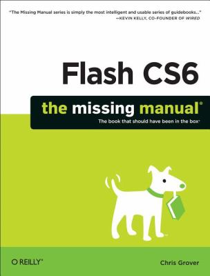 Flash CS6   2012 edition cover