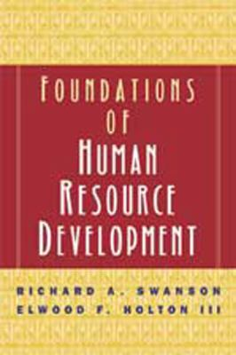 Foundations of Human Resource Development (2nd Edition) (1 Volume Set) 2nd 0 (Large Type) edition cover
