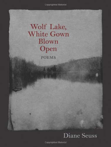 Wolf Lake, White Gown Blown Open : Poems  2010 edition cover