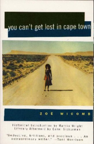 You Can't Get Lost in Cape Town   2000 9781558612259 Front Cover