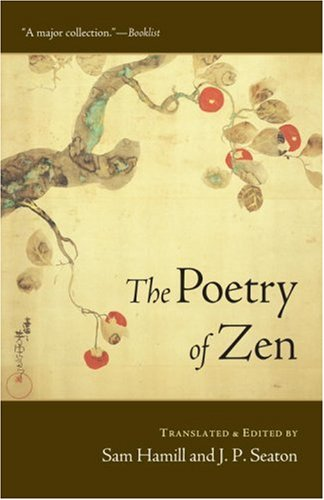 Poetry of Zen   2007 edition cover