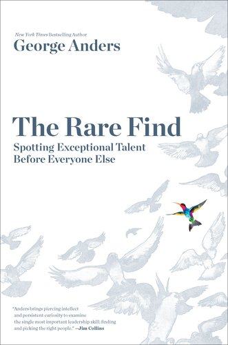 Rare Find How Great Talent Stands Out  2011 edition cover