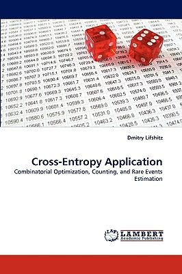 Cross-Entropy Application N/A 9783838301259 Front Cover