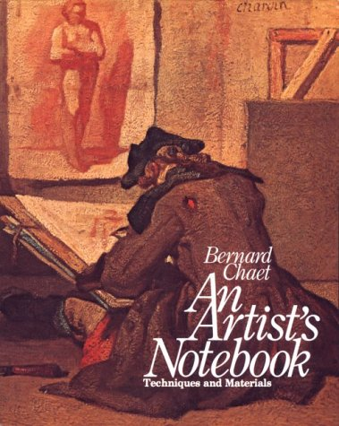 Artists Notebook 1st 1979 edition cover