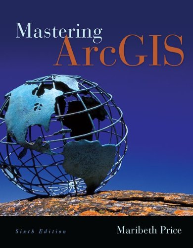 Mastering ArcGIS  6th 2014 9780077826260 Front Cover