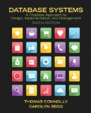 Database Systems A Practical Approach to Design, Implementation, and Management 6th 2015 edition cover