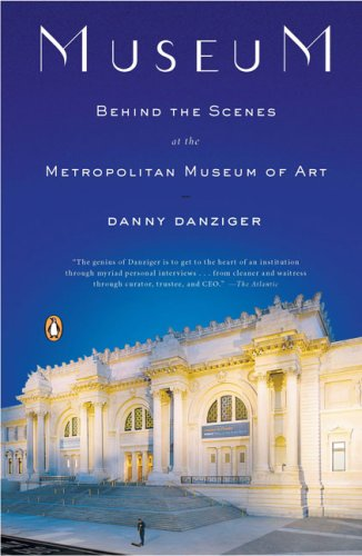 Museum Behind the Scenes at the Metropolitan Museum of Art N/A edition cover